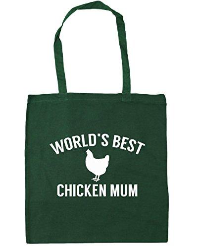 hippowarehouse-worlds-best-chicken-mum-tote-shopping-gym-beach-bag-42cm-x38cm-10-litres