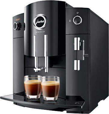 Capresso Piano Black Impressa C60 Coffee Machine