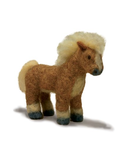 Dimensions Needlecrafts Needle Felted Character Kit, Pony