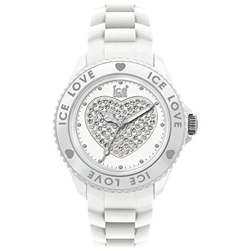 Ice-Watch Armbanduhr ice-Love Big WeissŸ LO.WE.B.S.10