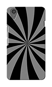 CimaCase Abstract Designer 3D Printed Case Cover For OnePlus X