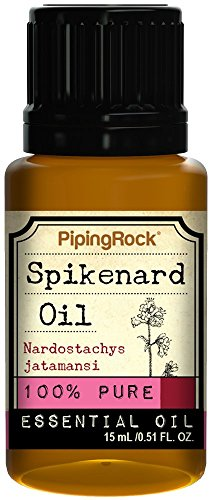 Spikenard Essential Oil 1/2 oz (15 ml) 100% Pure -Therapeutic Grade