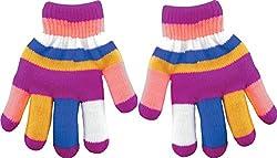 True Gear Children's Insulated Gloves (Pink)