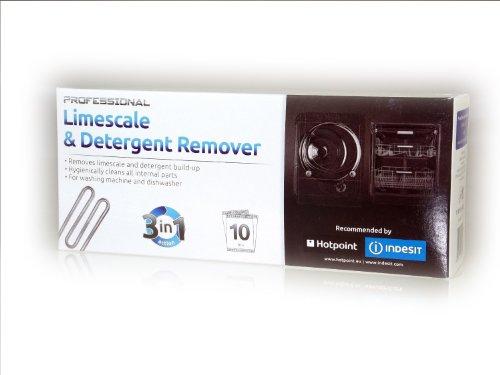 Indesit, Detergente anticalcare per lavatrici e lavastoviglie, 10 pz.