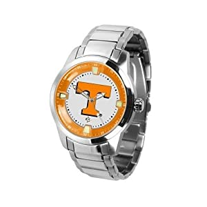 NCAA Tennessee Volunteers Mens Titan Watch by SunTime