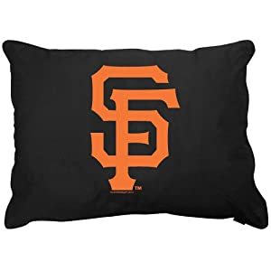 Hunter MFG Pet Bed Pillow, San Francisco Giants by Hunter