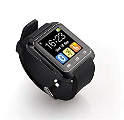 Mobilegear Unisex Bluetooth Smart Watch for Android Mobile Phones with Pedometer and Sleep Record