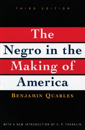 The Negro in the Making of America: Third Edition...