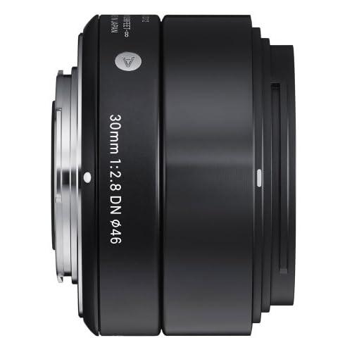SIGMA 単焦点標準レンズ Art 30mm F2.8 DN ブラック マイクロフォーサーズ用 ミラーレスカメラ専用 929695