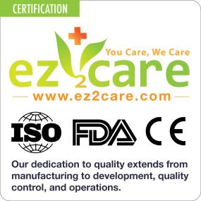 Certified by international standards ISO 9000, ISO2000, ISO9002, FDA, and CE.