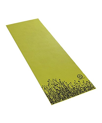 Natural Fitness Ecosmart Yoga Mat and Sling Strap 24' X 69' X 6mm