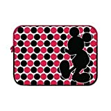 Disney 16 Mickey Mouse Shadow Neoprene Laptop Notebook Sleeve Case