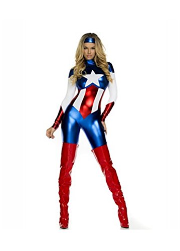 FCCO  (Captain America Costume Female)