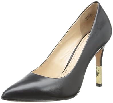 Pour La Victoire Women's Camrin Dress Pump,Black,7.5 M US