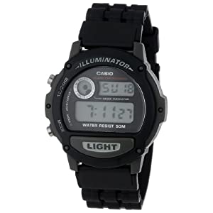 Casio Men's W87H-1V Illuminator Sport Watch