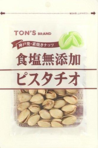 東洋ナッツ 食塩無添加ピスタチオ 70g