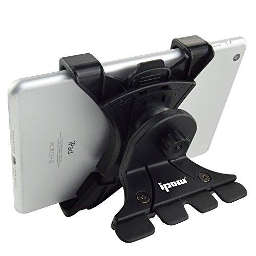 2016-neue-Version-Ipow-Universal-Tablet-CD-Schlitz-KFZ-Auto-Halterung-fr-iPadAirMini-Samsung-Galaxy-Microsoft-Surface-und-Die-Meisten-Tablet-Schwarz