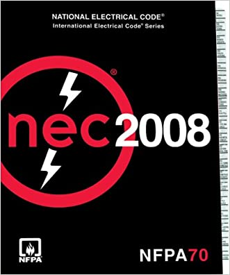 National Electrical Code 2008 Index Tabs