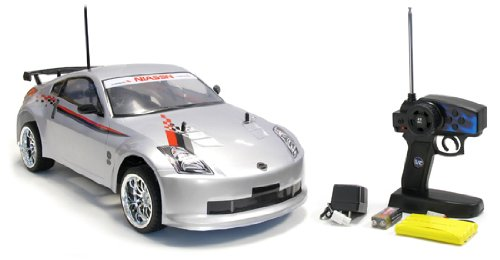 1:10 Nissan 350Z Drift Gt Electric Rtr Rc Remote Control Car (Color May Vary)