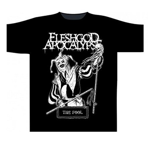 Fleshgod Apocalypse -  T-shirt - Uomo nero xl