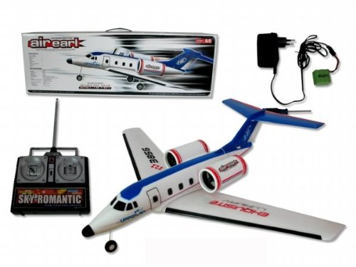 Buy AZ Importer APE Air Earl Passager Air Plane 30 inch 2CH R-C JET