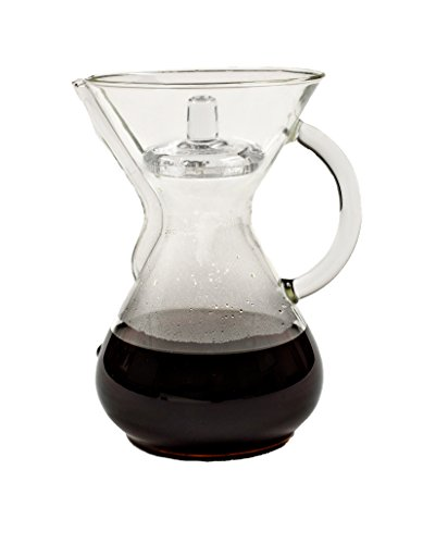 Chemex Coffee Maker Dishwasher Safe : Tanors Glass Coffeemaker Cover for Chemex Coffee Maker 700443185462 ToolFanatic.com