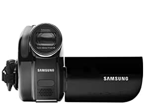 Samsung VP-DX100 Caméscope DVD à poignée rotative Noir brillant