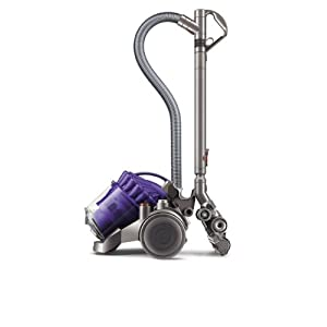 dyson dc32 animal staubsauger violett 1400 watt hepa dauerfilter ohne beutel mit maximaler. Black Bedroom Furniture Sets. Home Design Ideas