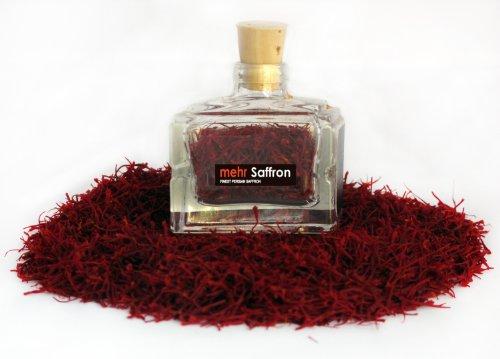 Persian Saffron, organic & pure Mehr sargol saffron