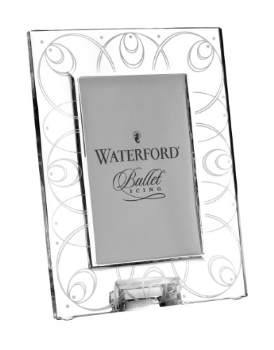 Waterford Crystal Ballet Icing 4x6 Frame | Best Buy Frames Glass For ...