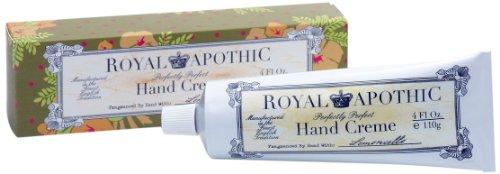 Royal アポセック hand cream LC limoncello