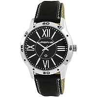 Maxima Analog Black Dial Men's Watch - U-40601LAGI
