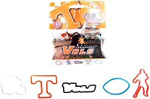 NCAA Tennessee Volunteers Logo Bandz Bracelets- 3rd Version