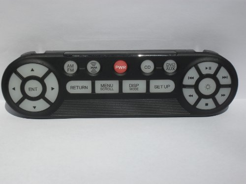 Genuine Honda  39560-SHJ-A01 Rear Entertainment System Remote Control Assembly (Honda Odyssey Dvd Remote compare prices)