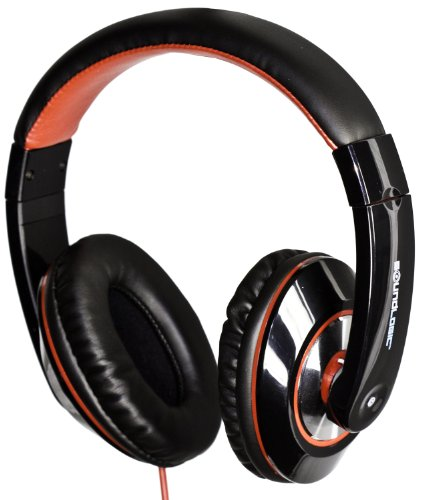 Dynabass Headphones With Microphone Black