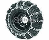 Max Trac 18x9.50x8 Snowblower/Garden Tractor Tire Chains