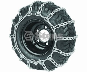 Discover Bargain 4 Link Tire Chain 23 X 10.50 X 12