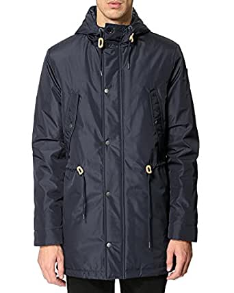 Amazon.com: Revolution Men's Winter Jacket Small Navy