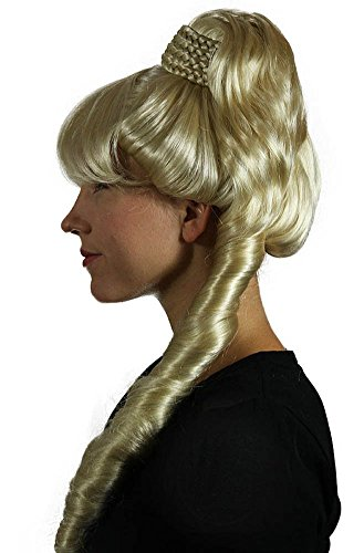 My Costume Wigs Women's I Dream of Jeannie Wig (Blonde) One Size fits all