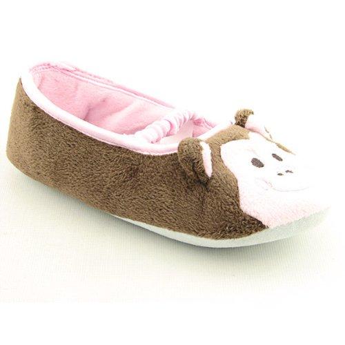 Cheap Stride Rite Monkey Ballet Novelty Shoes Brown (B005YD6HEQ)