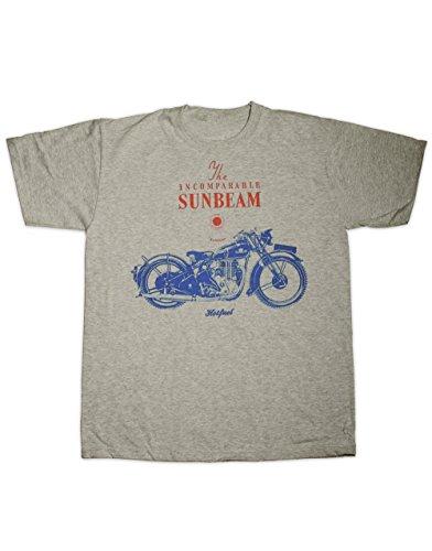 hotfuel-il-impareggiabile-sunbeam-print-t-shirt-tutte-le-misure-grigio
