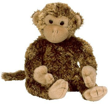 Ty Beanie Babies - Bonsai the Chimpanzee [Toy] - 1