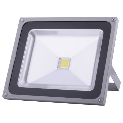 50W Led Flood Light Cool White Lamp Landscape Outdoor Waterproof 85-265V,120 Degree Beam Angle.