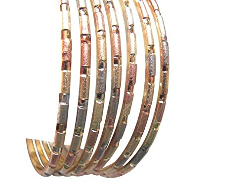 Bangle Bracelets Gold Overlay Color Gold Overlay Bangle