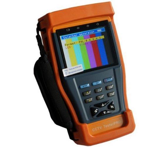 3.5 Inch Tft Lcd Monitor Ptz Control Cctv Tester Cctv Camera Multitesters