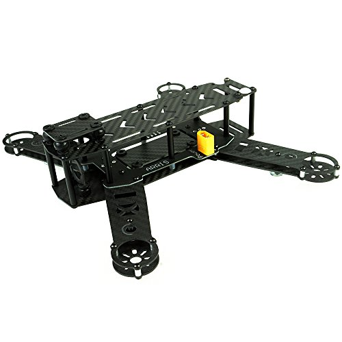 ARRIS X-Speed FPV250 Pure Carbon Fiber Racing RC Drone Quadcopter Frame FPV 250 Racer for 1806 KIT (Not Assembled)