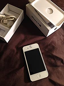 Apple iPhone 4S 64GB (White) - Factory Unlocked