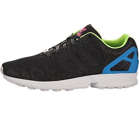 Adidas Zx Flux - Black / Blue, 10.5 D Us