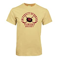 Denver Champion Vegas Gold T Shirt