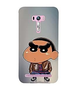 EPICCASE Chin Sang Mobile Back Case Cover For Asus Zenfone Selfie (Designer Case)